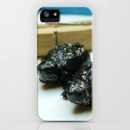 Little Stinkers iPhone Case