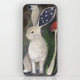Le Lapin iPhone Skin
