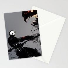 Skullz Slicer Stationery Cards