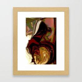 Kristen 2 Framed Art Print