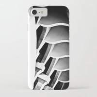 ford iPhone & iPod Cases featuring fractal ford by blumwurks