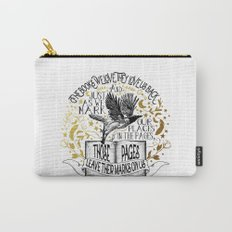 Nevernight - Books Love Us Carry-All Pouch