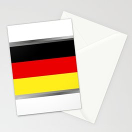 Germany flag Stationery Cards