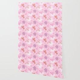flor rosa1 Wallpaper