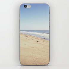 Ocean Beach iPhone & iPod Skin