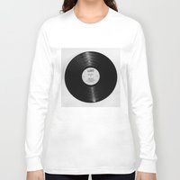 record Long Sleeve T-shirts featuring Record by RMK Photography