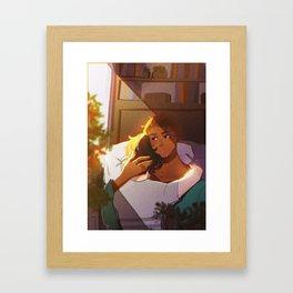Klance [Soulmates] Framed Art Print