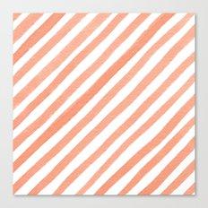 Tan Lines Canvas Print