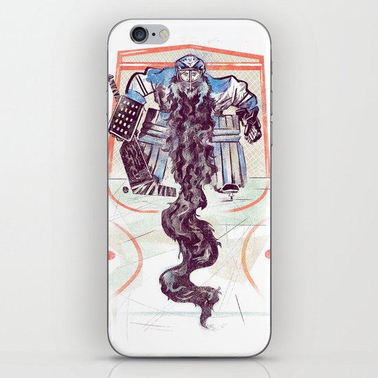 Playoff Beards iPhone & iPod Skin
