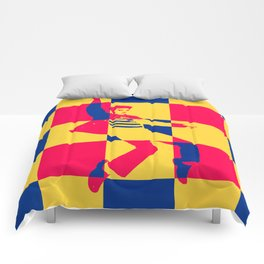 Jailhouse Rock Comforters