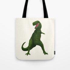 T Rex Tote Bag