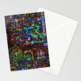 Trippy Renaissance Stationery Cards