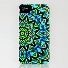 The Tribal Colors Slim Case iPhone (4, 4s)
