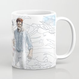 Bob and Fanny Coffee Mug