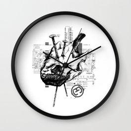 Echo Gear - Sulphate Wall Clock