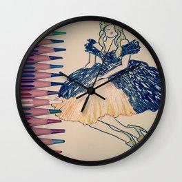 blackswan Wall Clock