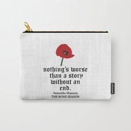 ...STORY WITHOUT AN END. Carry-All Pouch