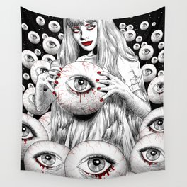 Spirits Of The Dead Wall Tapestry