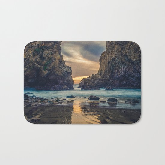 Touch of the Sea Bath Mat