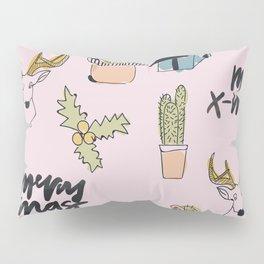 Christmas Cactus Pillow Sham
