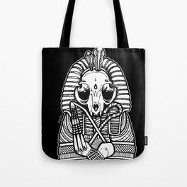Tutancatmun Tote Bag