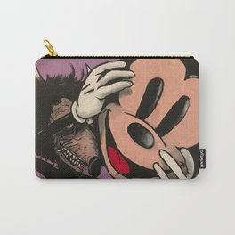 Mickey unmasked Carry-All Pouch