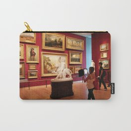 Museum of Fine Arts. Boston, MA. USA Carry-All Pouch