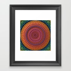 Harmony No. 112 Framed Art Print