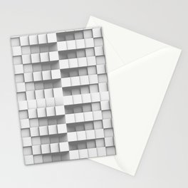Simple Whitey Stationery Cards