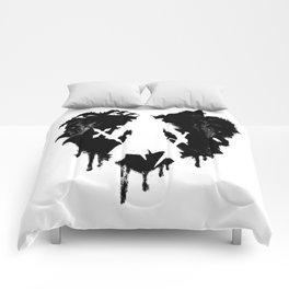I LOVE Castlevania Comforters