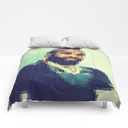 Pixel PA Barracus Comforters