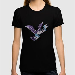 The Dove Of Love T-shirt