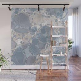Round & Round Smoke & Steel Wall Mural