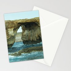 Window of Azure Stationery Cards