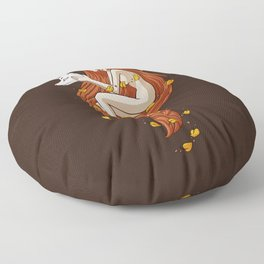 Kitsune Floor Pillow