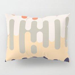 Paint dripping background #society6 #decor #buyart #artprint Pillow Sham