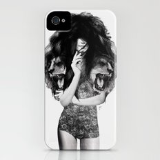 Lion #1 Slim Case iPhone (4, 4s)