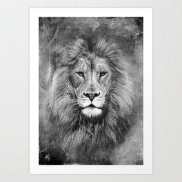 We just need a roar Art Print