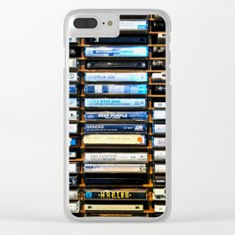 Tape it Clear iPhone Case