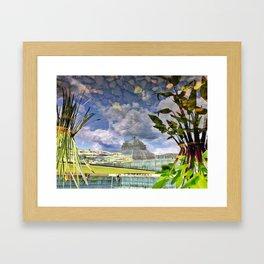 Conservatory  Framed Art Print
