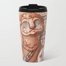 Labyrinth Wars Travel Mug