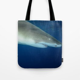 Lemon from Above Tote Bag