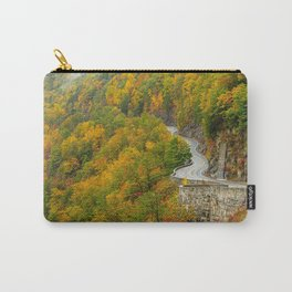 Hawk's Nest Autumn Carry-All Pouch