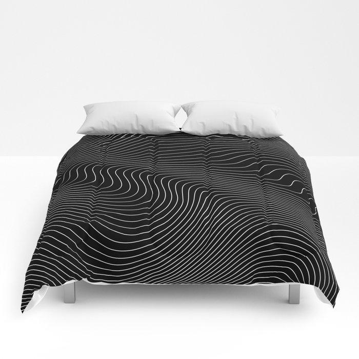 Distortion 017 Comforters