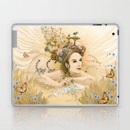 Animal princess Laptop & iPad Skin