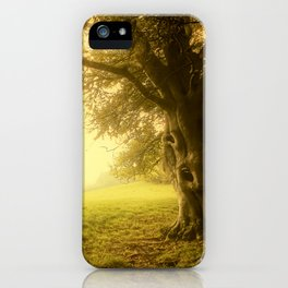The Wizard Tree iPhone Case