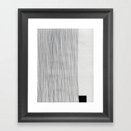 D24 Framed Art Print