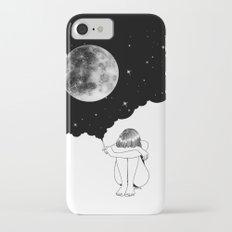 3 Minute Galaxy iPhone 7 Slim Case