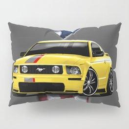 Patriot - Mustang Pillow Sham
