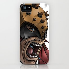Battle Cry iPhone Case
